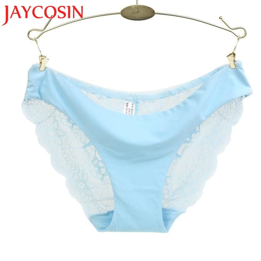 80c5a8c9e6 RE Ladies underwear woman panties Victoria fancy lace calcinha renda sexy  panties for women traceless crotch of cotton briefs-in Briefs from Women s  ...