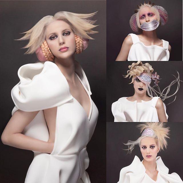 regram @susi_sonnenschein_09 #mywork#stylish#avantgarde#blond#friseur#nichtshör... | Iconosquare