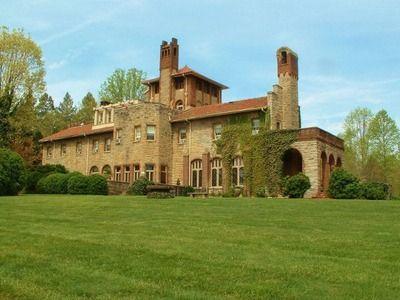 Beautiful Johnson City Castle House Castle
