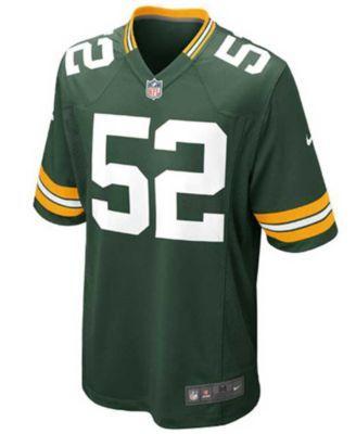 timeless design 45e45 984c9 Nike Kids' Clay Matthews Green Bay Packers Game Jersey, Big ...