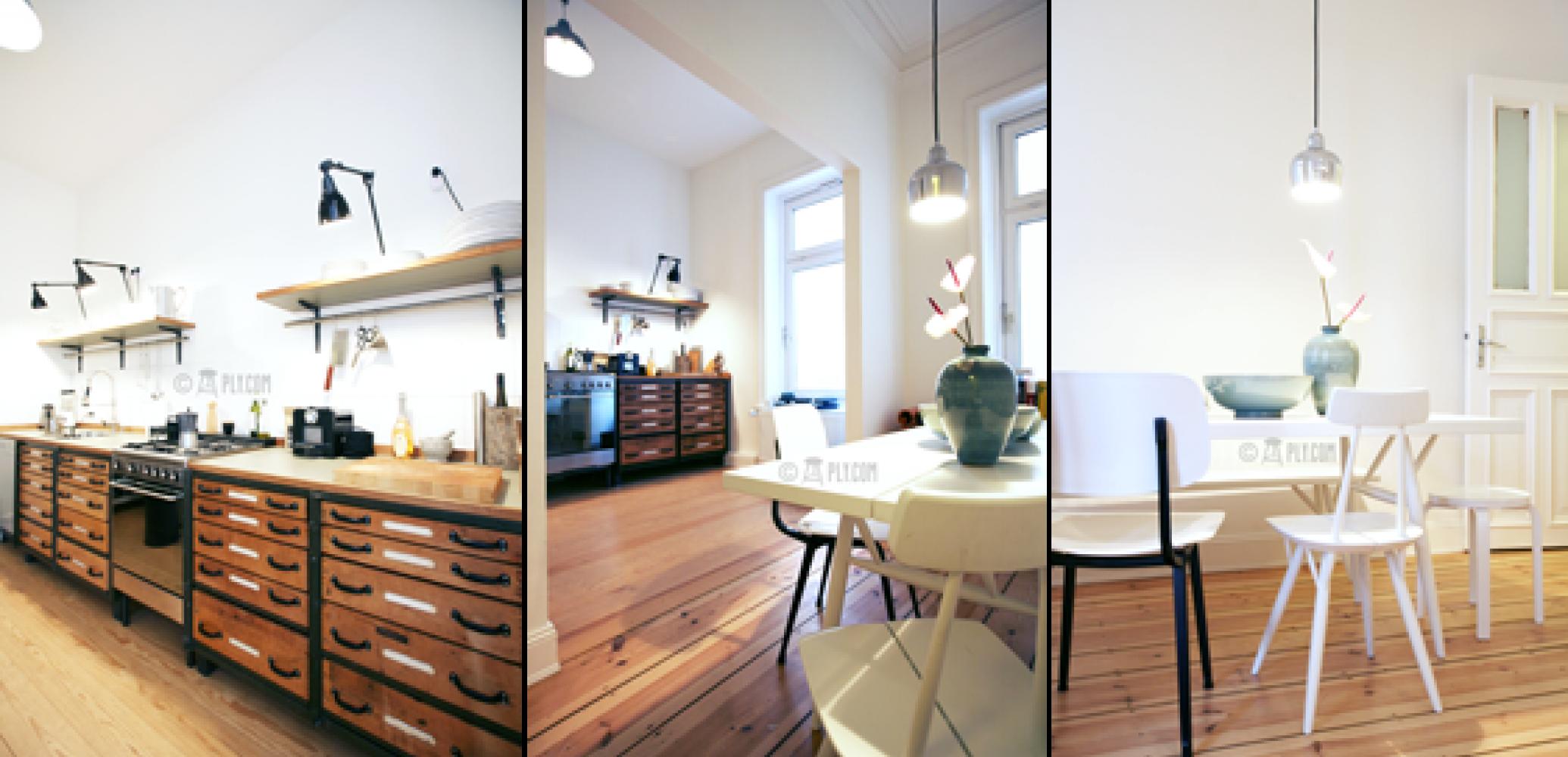 werkbank-küche | küche | pinterest