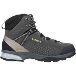 Photo of Lowa men's trekking boots Arco Ll Mid, size 42 ½ in anthracite / kiwi, size 42 ½ in anthracite / K