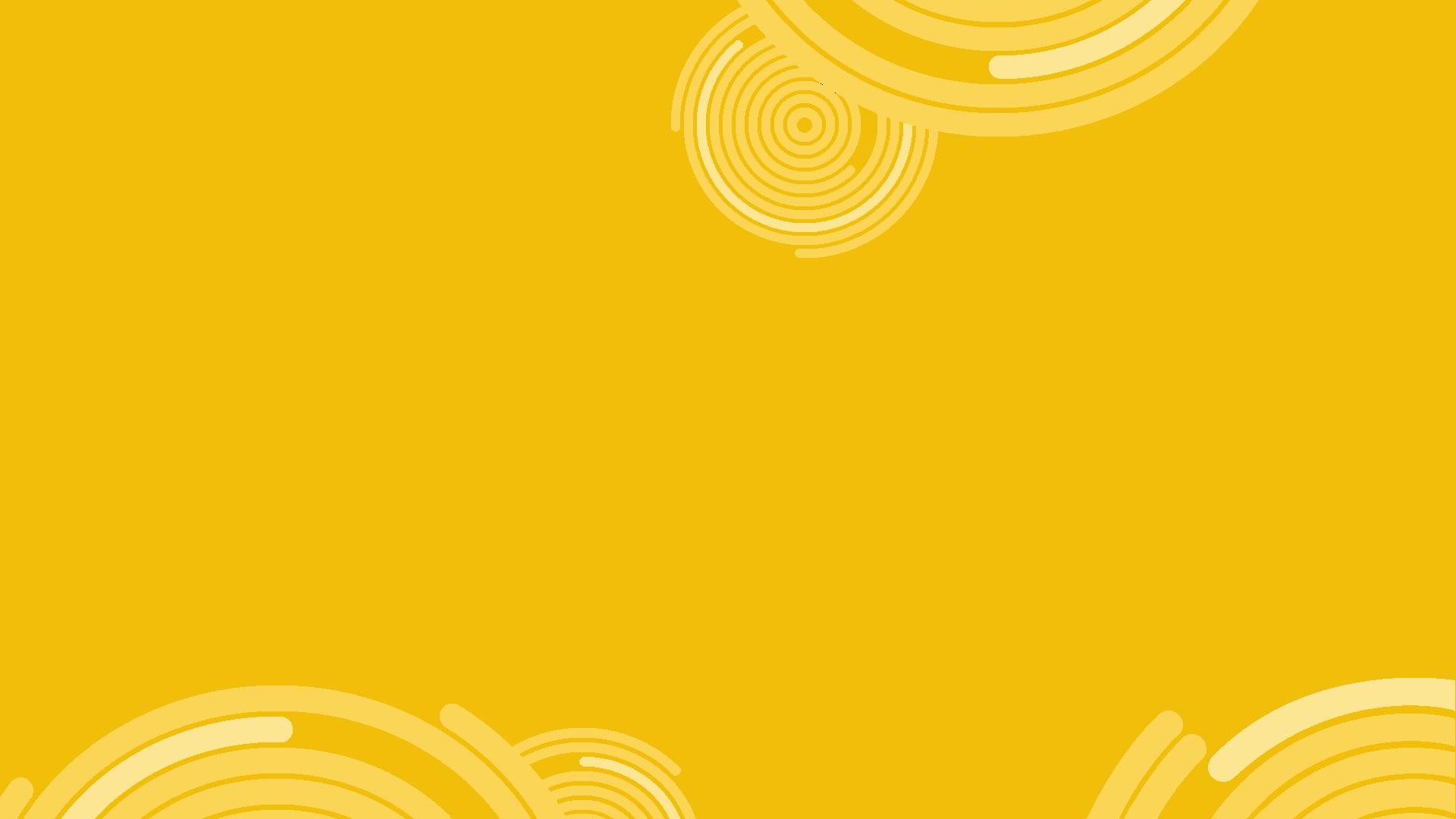 Yellow Nature Background Hd