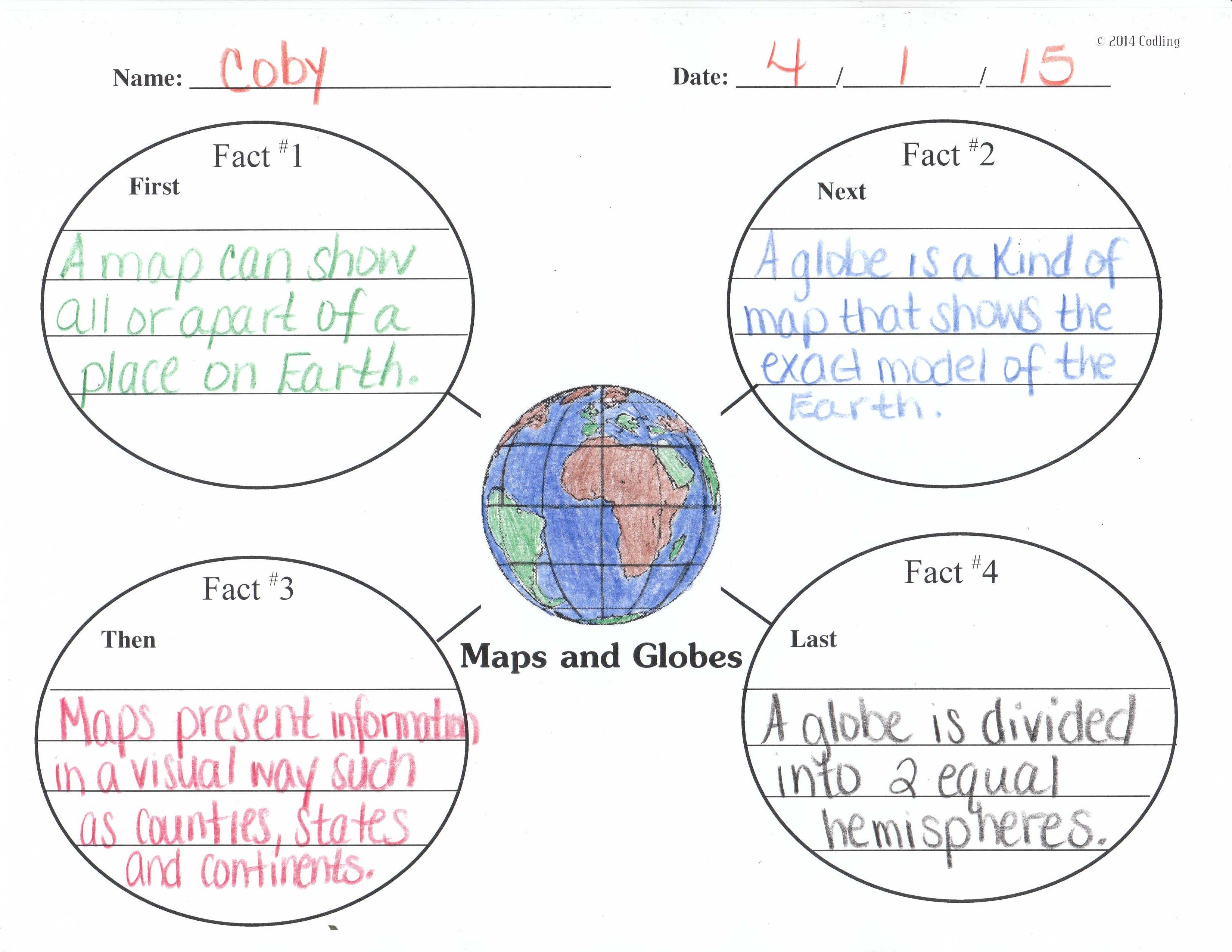Easy Venn Diagram Worksheet