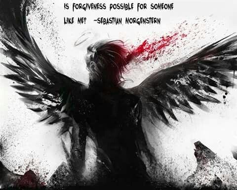The Mortal Instruments Tmi Sebastian Morgenstern Angel Wallpaper