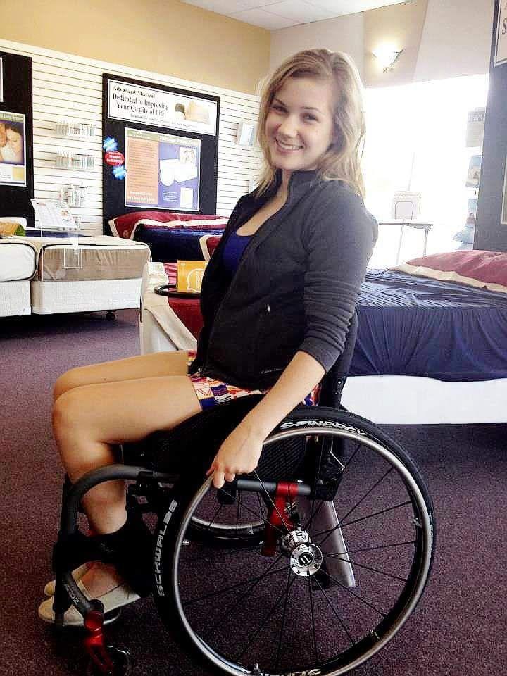 Stars Disabled Naked Girl In Wheelchair Jpg