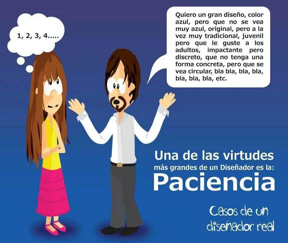 Paciencia!!!