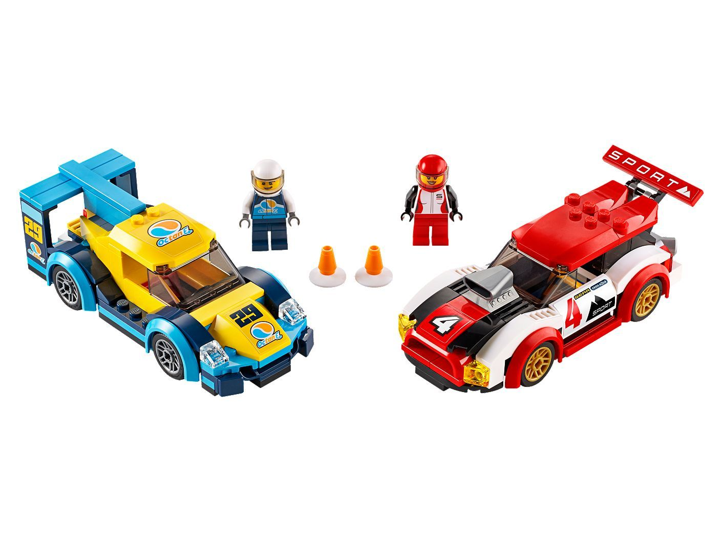 Racing Cars 60256 City Buy online at the Official LEGO