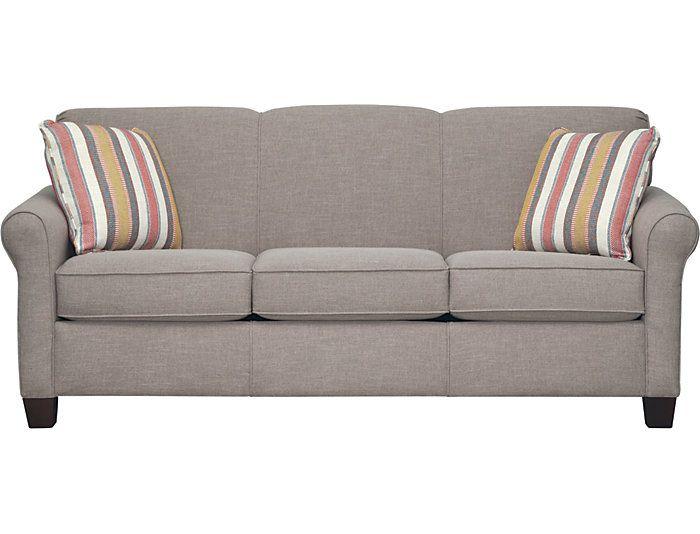 Best Spectrum Iii Sofa Silt Grey Silt Grey Large 599 400 x 300