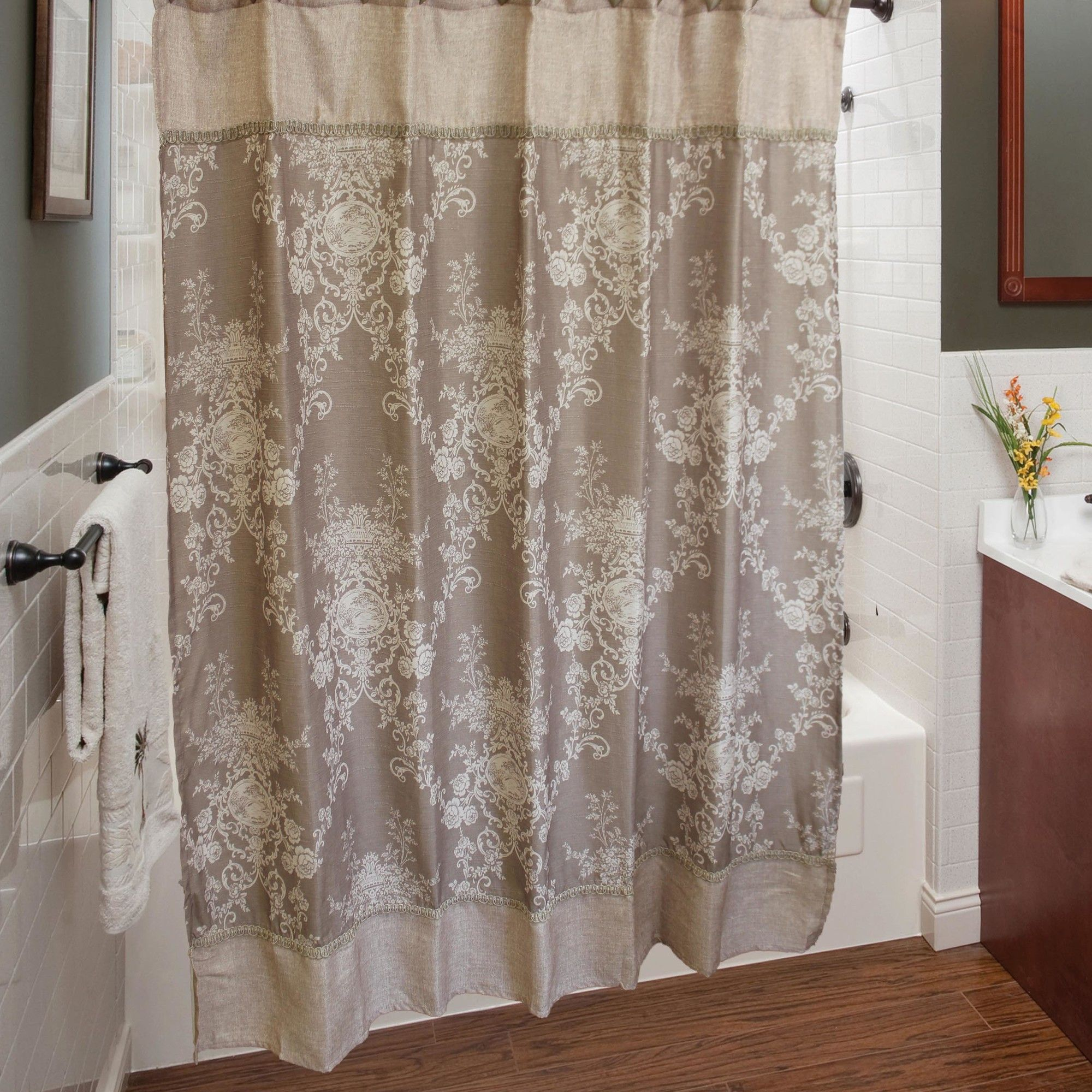 Winchester Shower Curtain Set | Products | Pinterest | Winchester ...