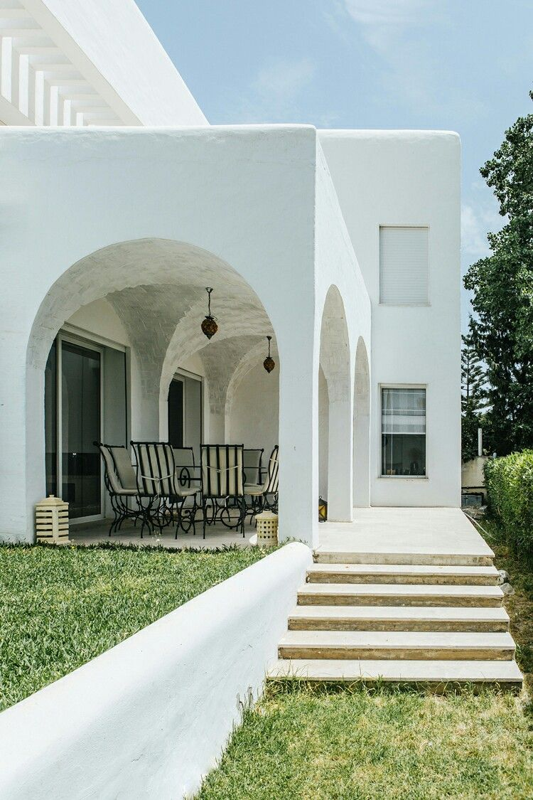 Epingle Par Med Bm Sur Med In Concept Villa Bianca Maison