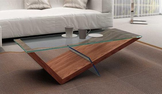 Modern Coffee Tables in Toronto Ottawa Mississauga Glass Coffee