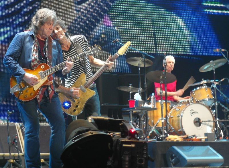 The Rolling Stones live at the United Center, Chicago, IL, USA, May 28, 2013 by IORR
