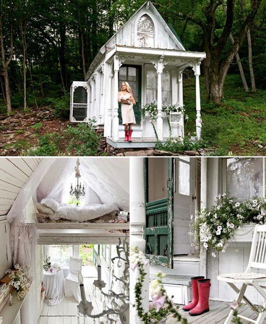 ARTE DE MIRAR Casas pequeñas pero con mucho estilo Arte en cosas - Ideas Con Mucho Estilo