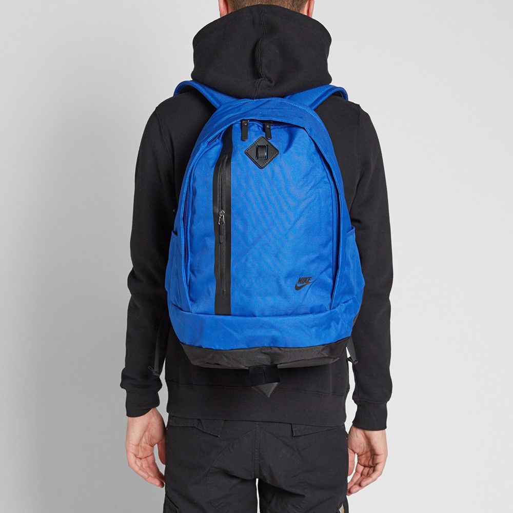 dd5c15236e3f7 Classic enough for everyday use, Nike's Cheyenne 3.0 Solid Backpack  features multiple compartments and premium