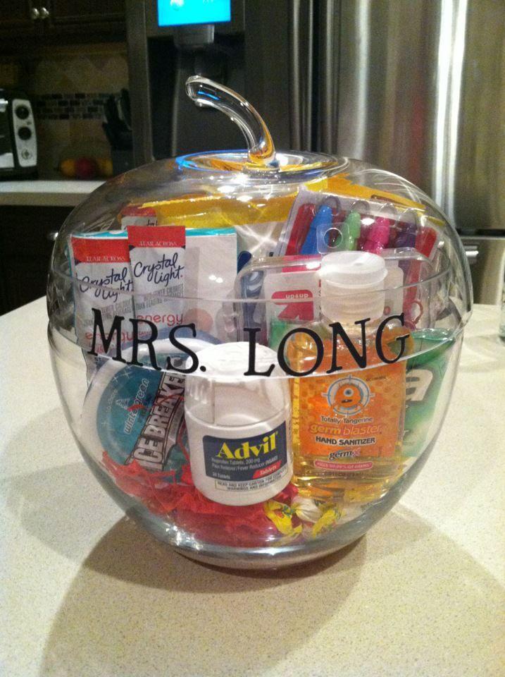 teacher appreciation. | School teacher gifts, Teacher ...