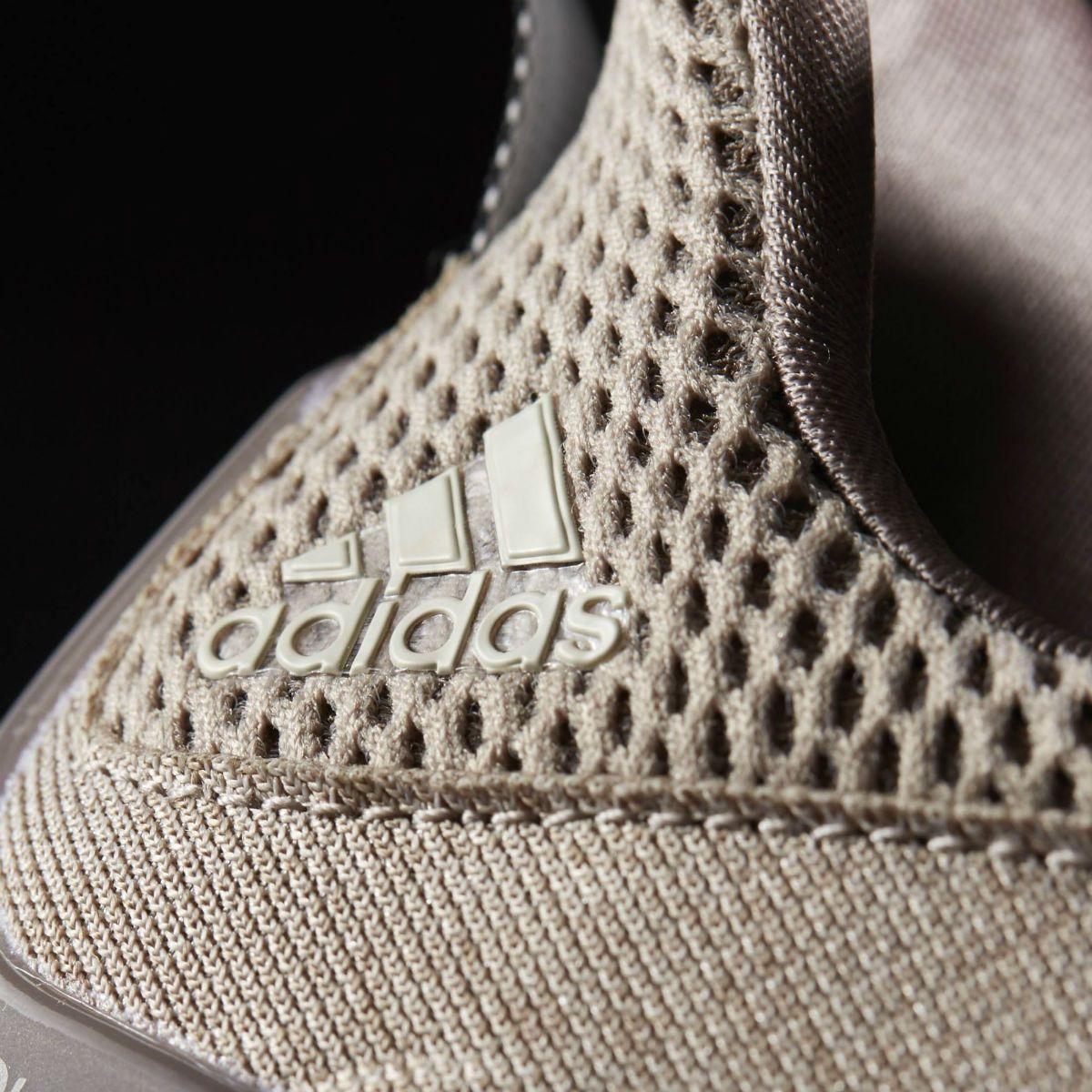 32e7314934074 Adidas AlphaBounce EM Tech Earth Clear Brown Crystal White Heel ...