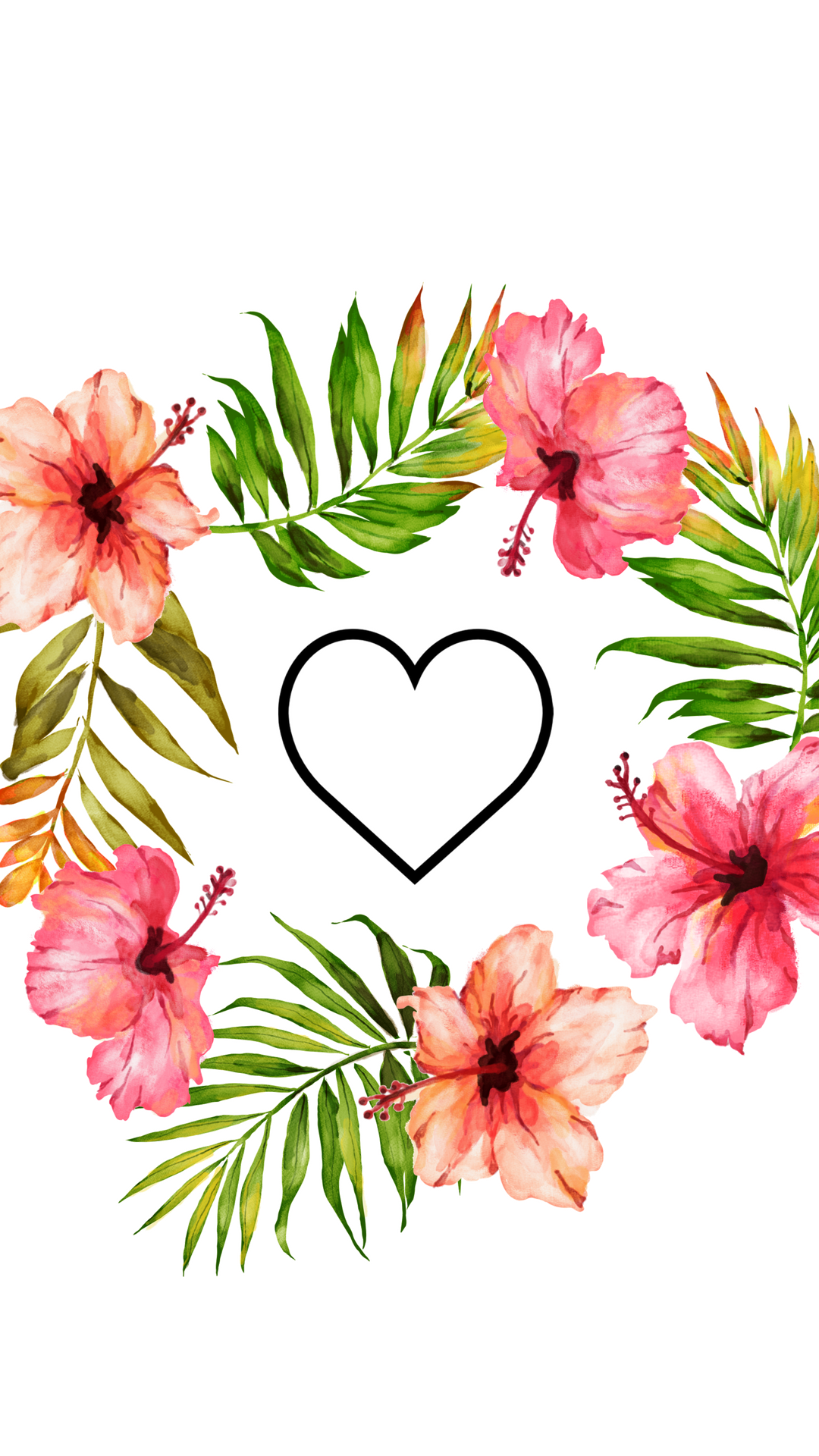 Tropical Instagram Highlight Covers Instagram Icons Design Highlightcovers Tropical Flowers Flowers Instagram Instagram Highlight Icons Instagram Icons