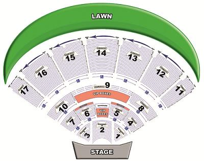 Midflorida credit union amphitheatre seating google search
