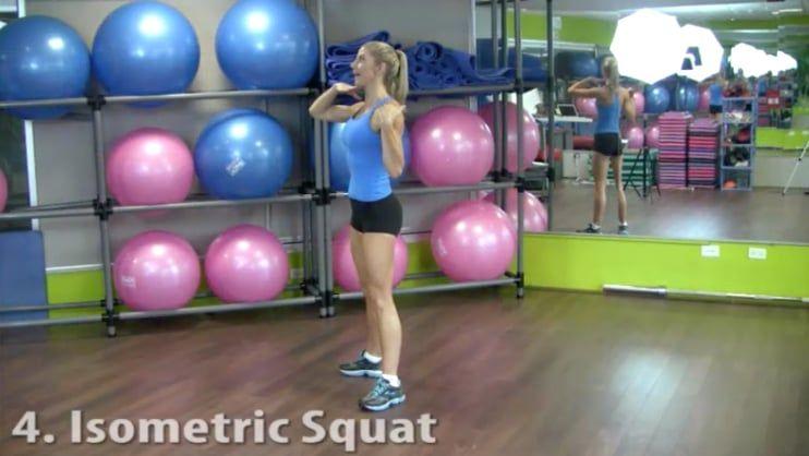 Belinda Benn; 4 Universal Techniques: Bodyweight (With ... Belinda Benn Fitness