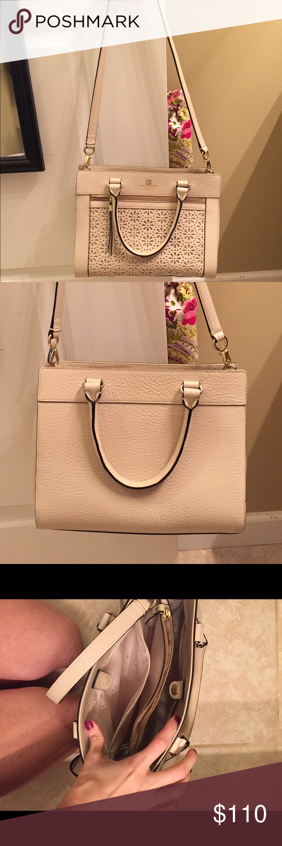 Kate Spade tote Great condition. Only carried a few times! Just doing a clean out of my closet! Bags Totes
