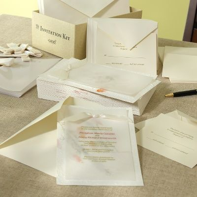 3995 kit of 50 handmade papers embedded with flower petals diy natural beauty invitation kit do it yourself wedding invitations solutioingenieria Gallery