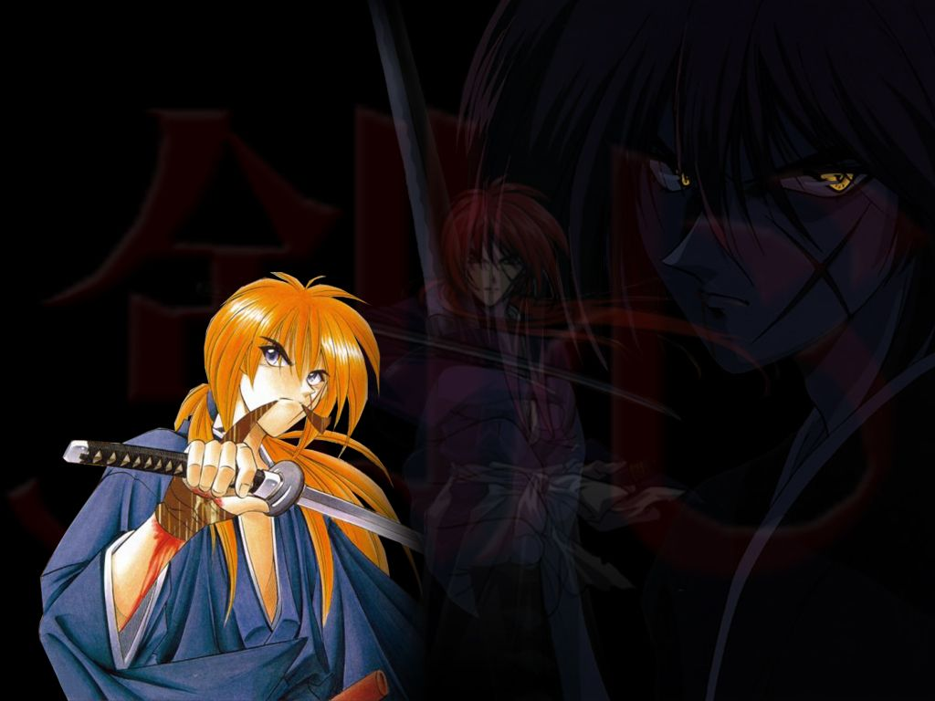 Rurouni kenshin anime and video games pinterest rurouni rurouni kenshin voltagebd Images