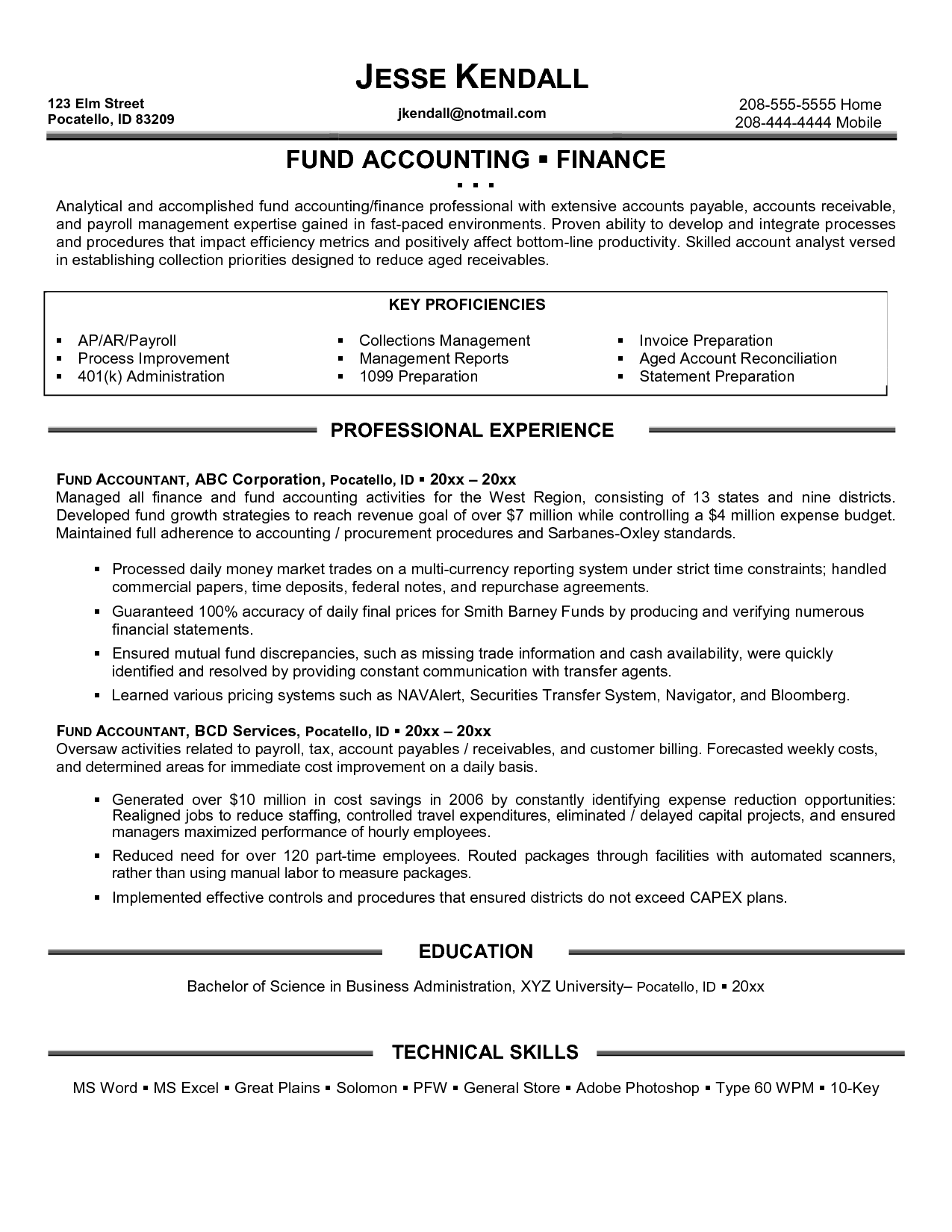 certified nursing assistant resume objective accounting clerk build ...