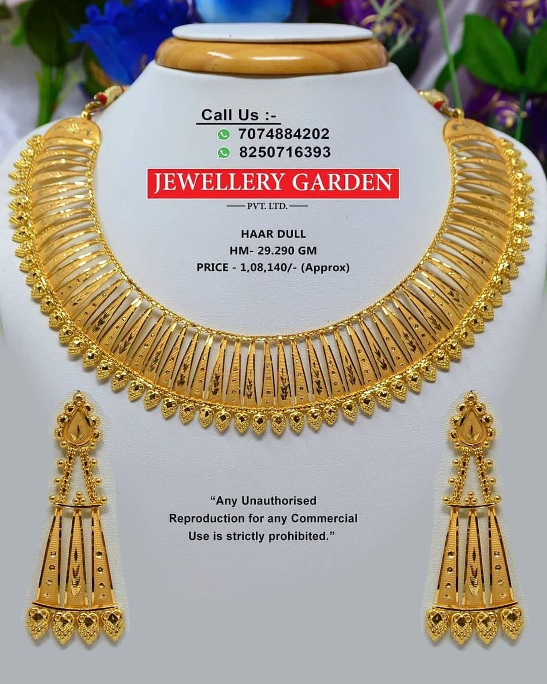 Pin By Fatema On Gold Jewelry Bridal Gold Jewellery Designs Gold Jewels Design Gold Necklace Indian Bridal Jewelry