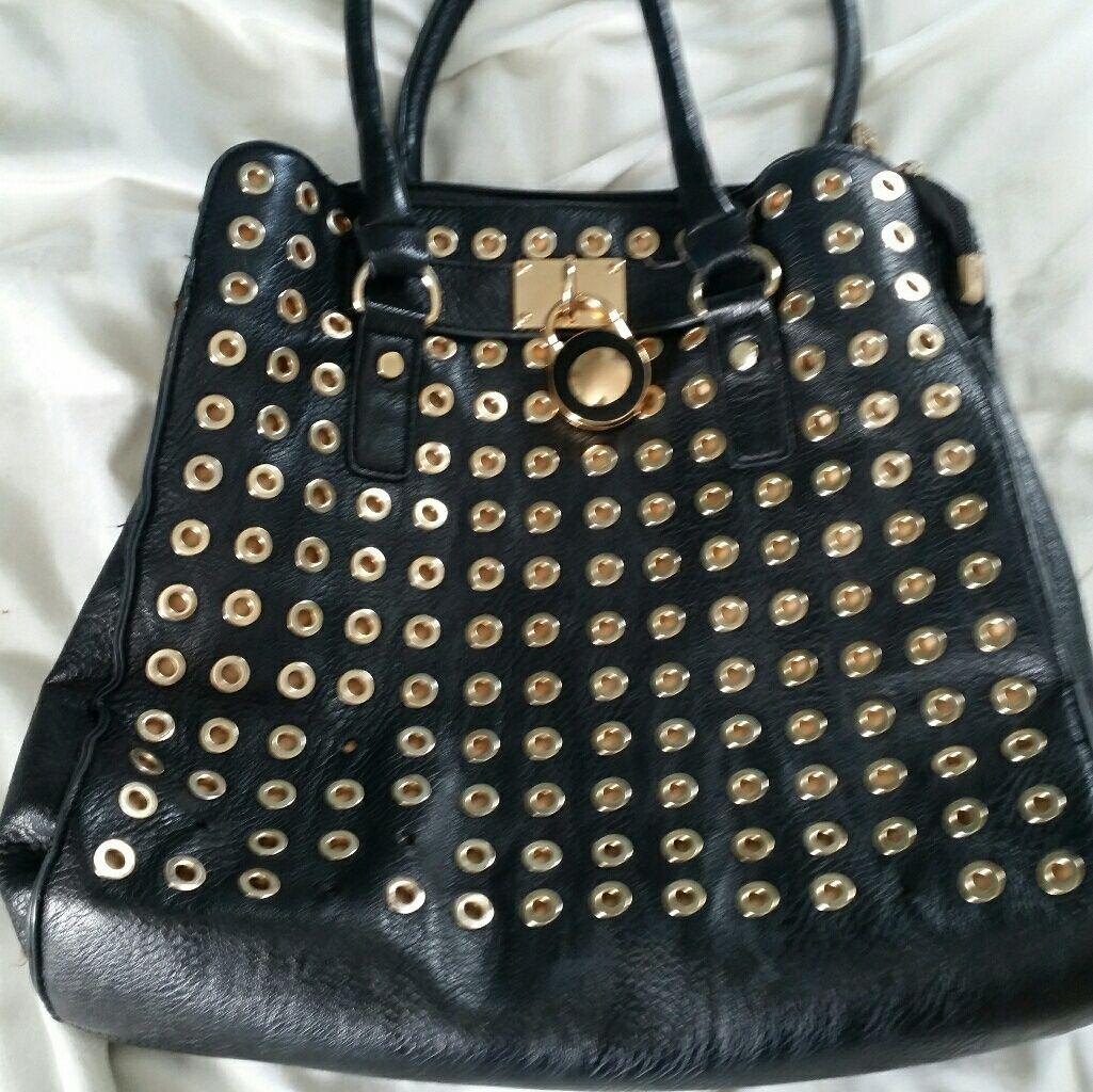 Large Rustic Couture Handbag