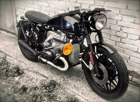 bmw r65 brat style by br moto bologna motorcycles motos vintage. Black Bedroom Furniture Sets. Home Design Ideas