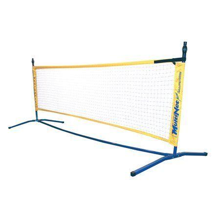 Quick Start Multinet Mini By Oncourt Offcourt 99 00 The Patented Oncourt Offcourt Multinet Mini Available After 2 Tennis Nets Tennis Vertical Jump Training