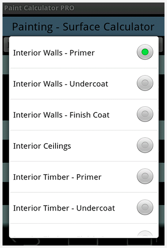 Paint Calculator Pro App To Figure Out How Much Paint You Need Or How Much  $$$ It Will Cost