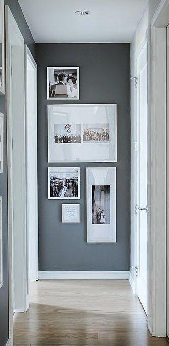 Photo of Das Arrangement führt Sie bis zum Ende der Halle und nutzt normalerweise …