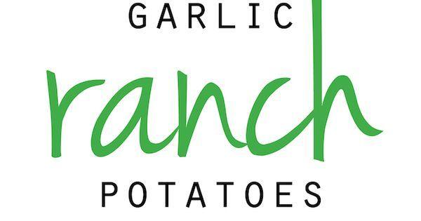 Garlic Ranch Potatoes | Recipe | Roasted garlic, Gluten free and Healthy