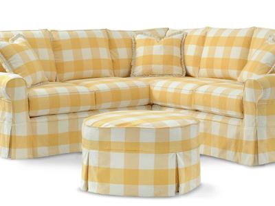 Four Seasons Alexandria Sectional Sofa