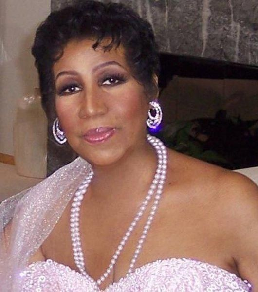 Mrs Franklin Aretha Franklin Celebrities Then Now Beautiful