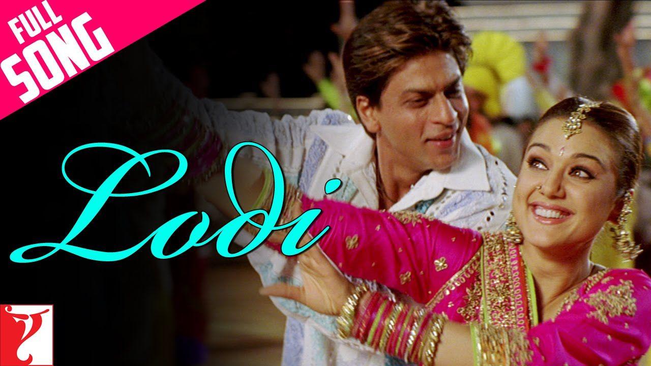 Lodi Full Song | Veer-Zaara | Amitabh Bachchan | Hema Malini