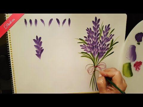 Comment Peindre Lavande Youtube Comment Peindre Peinture