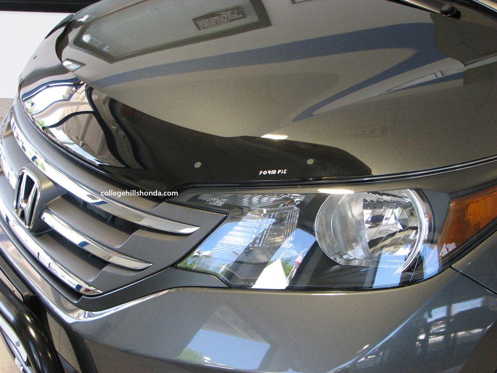 2012 Honda Cr V Form Fit Air Deflector Hd9h12 College