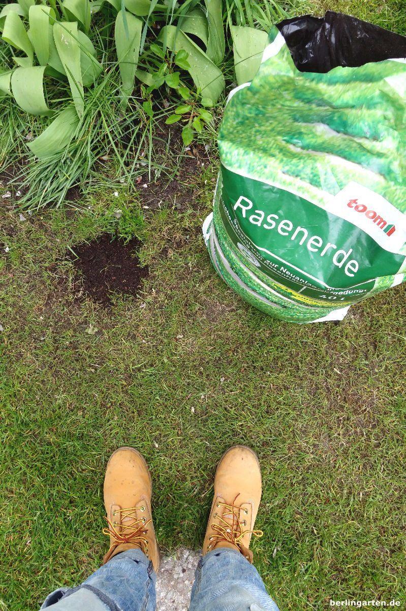 Ach Ist Der Rasen Schön Grün