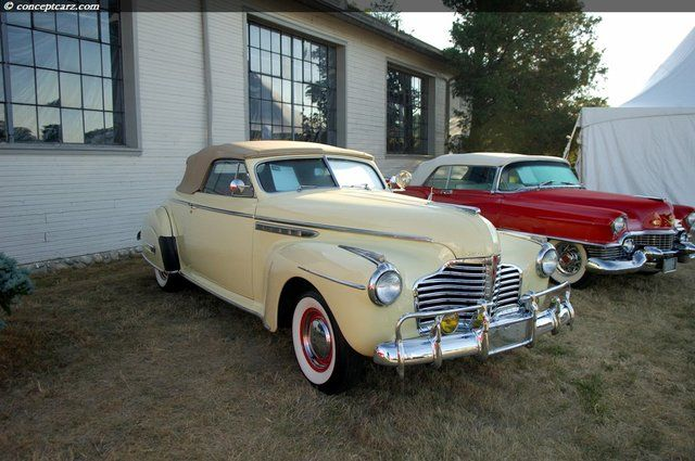 1941 Buick Series 70 Roadmaster Convertible Coupe Jpm