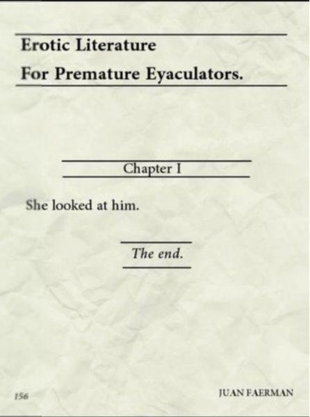 Funny Premature Ejaculation Videos