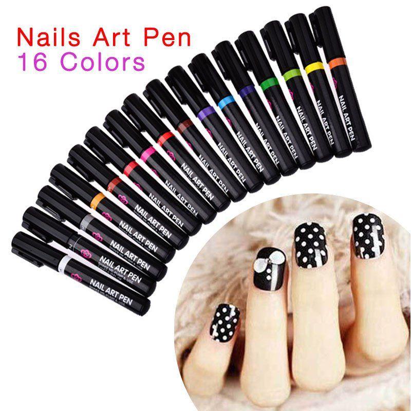 Nail Polish Pen Ink – Papillon Day Spa