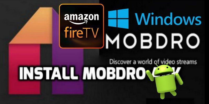 Download Latest Mobdro APK Mobdro TV Guide for Firestick