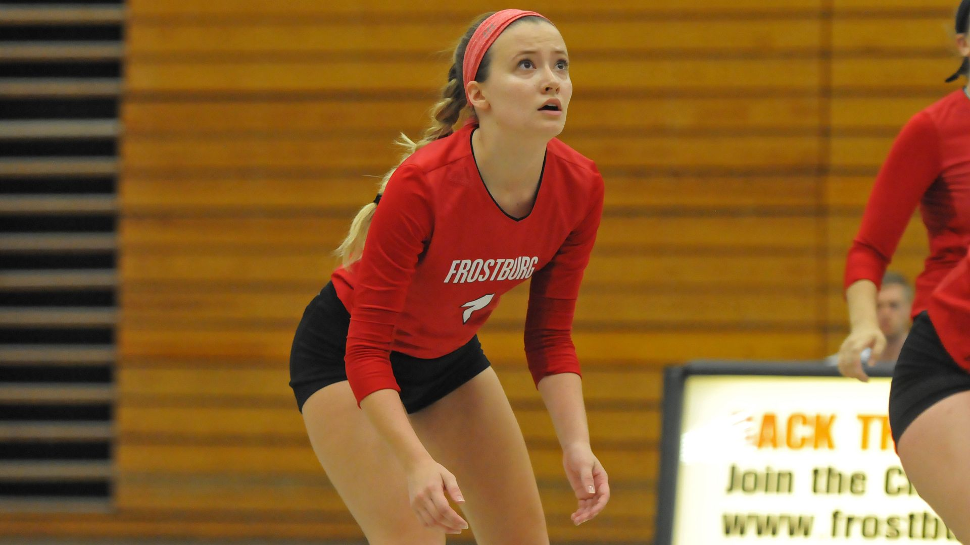 Kathryn Lough Women S Volleyball Frostburg State University Frostburg Md Headquarters Of Tru Keesey S Joint N Women Volleyball Female Athletes Volleyball