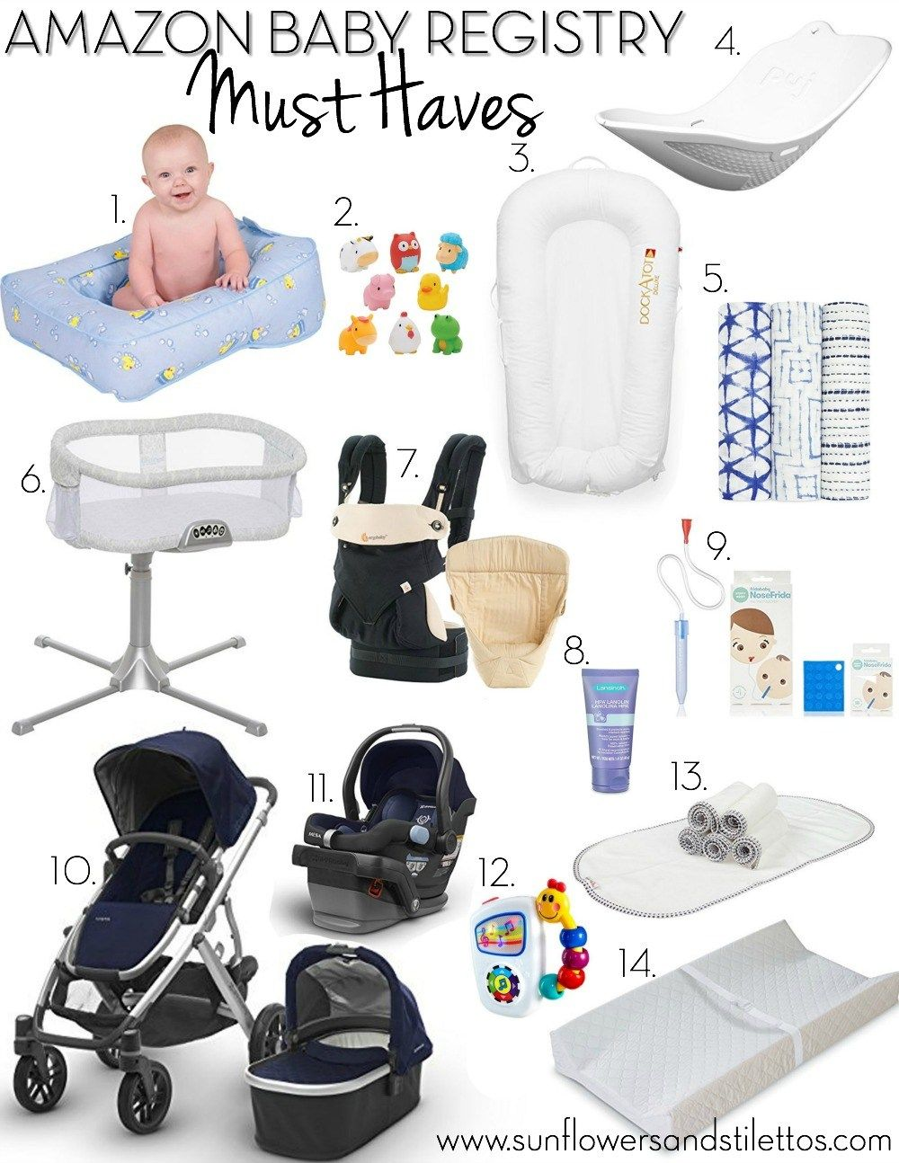 Amazon Baby Registry Must Haves   Baby Teagan   Baby ...