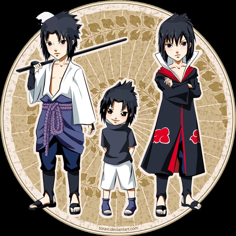 Pin Lucu Gambar Uchiha Sasuke