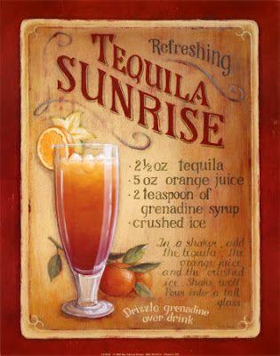 Photo of Tequila Sunrise