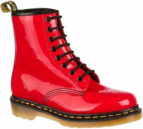 Doc Martens Do It In Red Clothing Dr Martens Boots
